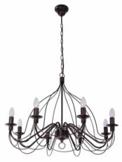 Lis Lighting żyrandol Camelot 4592Z
